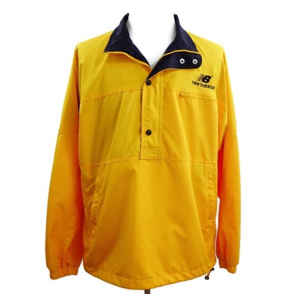 2413dd618bd69 New Balance Jackets & Coats | 12 Zip Pullover Windbreaker Vented Xl ...